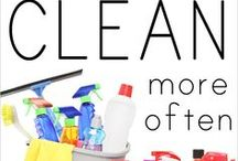 Cleaning & Organizing