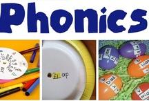 Homeschool/tutor / Collection of educational helpers or homeschool ideas K-5