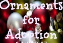Ornaments for Adoption / A board for sharing about #ornaments for #adoption