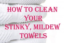 Cleaning tips / by Alicia W