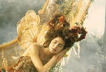 In dreamland / Sleeping