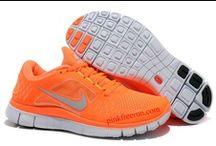 Exercise Wear and Sneakers / by Alicia W