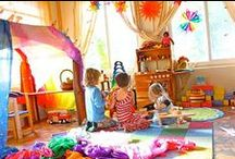Playroom / by Charlotte Grigg