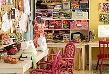 Craft Room / by Kasey James