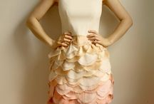 Dresses / Skirts, tutus, open backs...