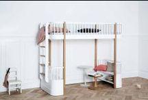 Oliver Furniture - Kollektion Wood / Bemerkenswert schöne Kindermöbel in einem ganz neuen Stil.