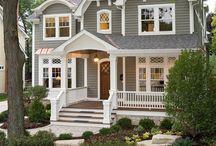 Homes. Oh My!! / by Amanda Bookani