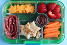 lunch box / Making healthy lunches one day at a time