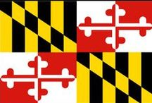 Maryland / When you start to miss something, that's how you know its home. / by Desiree Smith