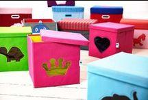 STORE !T Spielzeugkörbe / originelle Aufbewahrung für das Kinderzimmer