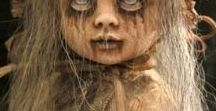 Things That Scare the Crap Out of Me . . / Spiders, snakes, clowns, and creepy dolls . . . .  Hate 'em all!
