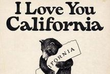 California / California. Where we live. Bay Area. East Bay. Mountains. Ocean. Adventure. We #Love #California. sarahkayhoffman.com / by Sarah Hoffman