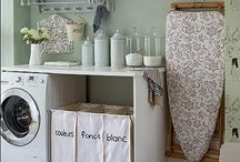 laundry room inspiration / by Beth Anderson