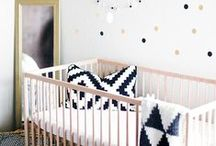 nursery and kids rooms / by Beth Anderson