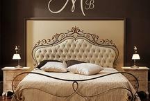 Bedroom Ideas / by Rebecca Pena