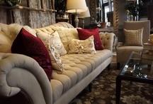 Living Room Ideas / by Rebecca Pena