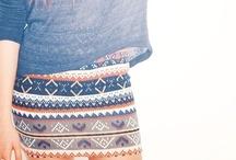clothes & such / by Jocelyn Bibi