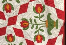 Antique/vintage quilts I'd like to recreate / by Tricia Ander