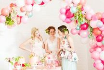 party style {bridal shower} / by One Stylish Party