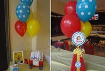 real party {curious george} / A Curious George Second  Birthday styled by One Stylish Party. / by One Stylish Party