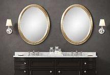 Bathroom Cabinets & Vanities / by Gryffin