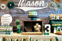 real party {vintage baseball birthday} / by One Stylish Party