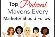 Pinterest Marketing  / How to use Pinterest as a tool to market your business online.