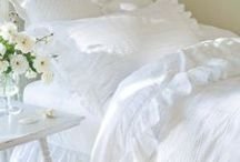 For my Mom / Beautiful white rooms and more...