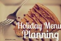 Healthy Holiday Meals / by Gryffin