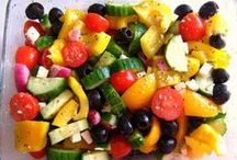 Colorful, Flavorful and Healthy Salad Recipes / by HealthTap