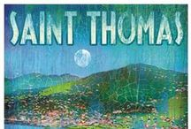 St. Thomas / We've chosen our favorite sites in St. Thomas! Stop by Del Sol St. Thomas at:  5084 Norre Gade Suite 103 St. Thomas, USVI, 00802  & Crown Bay Cruise Center  Building H, Space #8  St. Thomas, USVI 00802