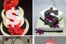 Cake Pricing / How to price (charge or quote) in a cake business, to make money and a profit! Get free cake pricing guide here - http://angelfoods.net/how-to-price-cakes/