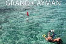 Grand Cayman / We've chosen our favorite sites in Grand Cayman! Stop by Del Sol Grand Cayman at:  Kirk Freeport Plaza P.O. Box 893 GT  Grand Cayman