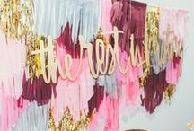 party {tablescapes} / by One Stylish Party