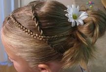 Daisy Doo's – What Knots / Give the stylists the heads-up!  Choose your child's style! / by ╰✿╮ Leigh╰✿╮