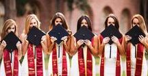 Graduation  / Thinking about Graduation? Perhaps you are wondering what to wear on graduation day? Looking for some great graduation photo ideas? Look no further!