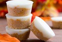 Healthy Desserts (Weston A Price/Paleo)