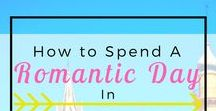 Romantic Travels / Travelling as a couple is great and offers a vast array of new ideas and locations for romantic gestures. Here is a selection of ideas for romantic days, getaways and hotels to stay at with your special someone.
