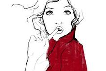 Fashion Illustration / by Veronica Partridge