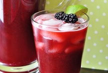 Cold Drinks on a Hot Day / by Christi Williams