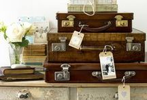 The Luggage Collection / by Veronica Partridge