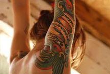 Tattoos / by Sage Crowe