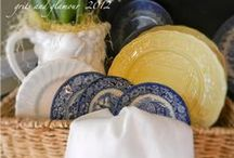 Tablescapes / by Christi Williams