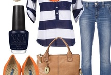 Outfits a 50-something mom could almost wear / by Jessica Weiner