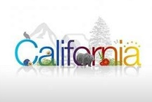California / It has it all. / by Dexter Morefin