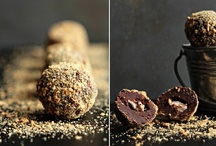 TRUFFLES / Mini FANTASTIC edible pleasures!