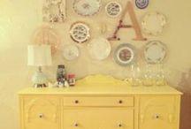 Home Decorating! / by JennyLynn Martin