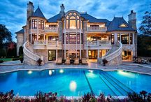 Dream Home / by Camille Cummings