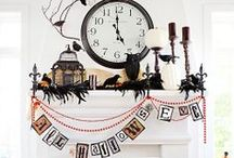 Halloween/Fall / Halloween and fall decor, crafts, and inspiration