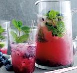 Summer Drinks | Tesco / Get inspired with our top super smoothie, easy-to-make cocktail and revamped soft drink recipes.